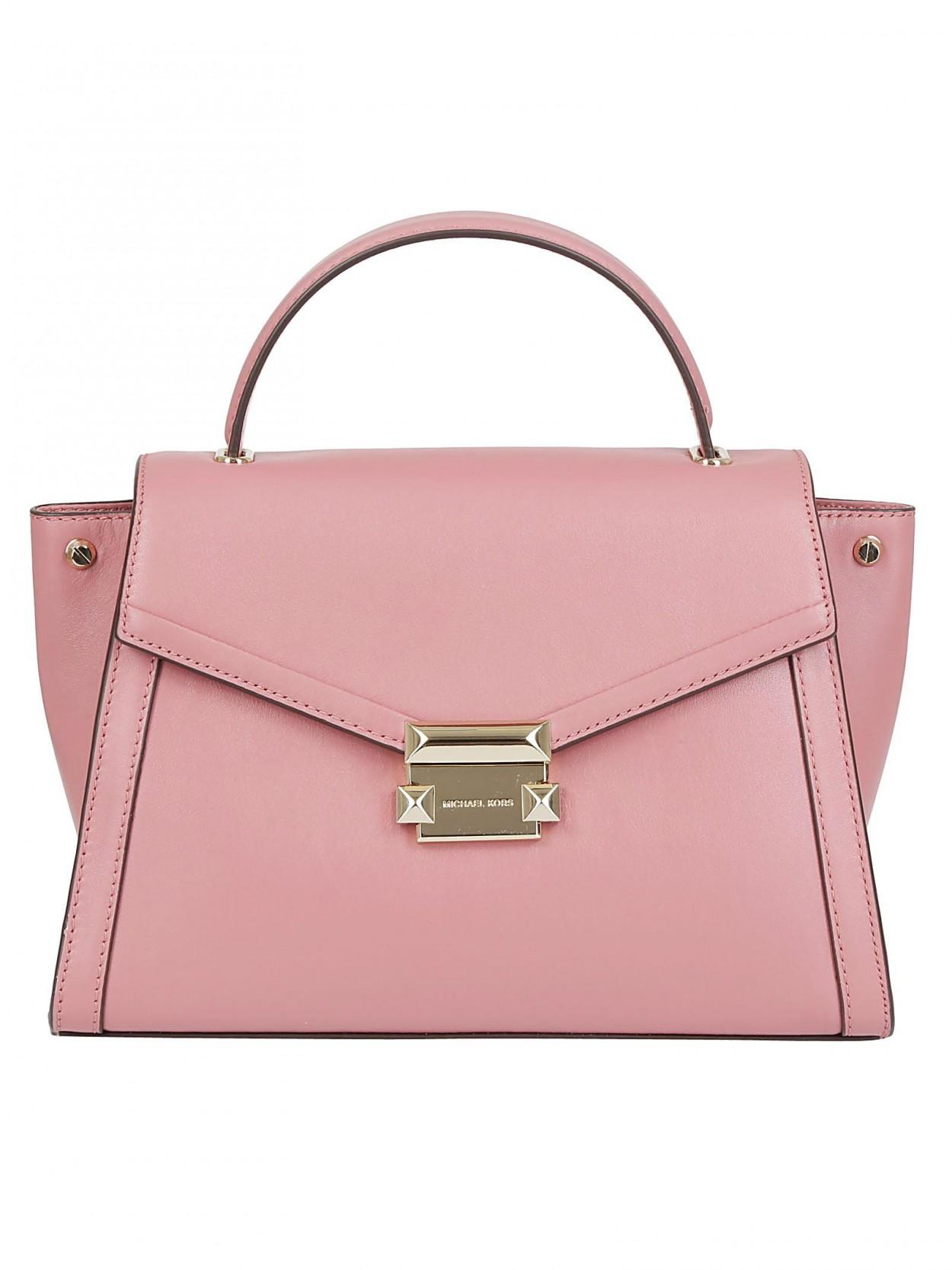 266fc46c8f3d Michael Kors MICHAEL KORS borsa a mano rosa antico in Pink - Lyst