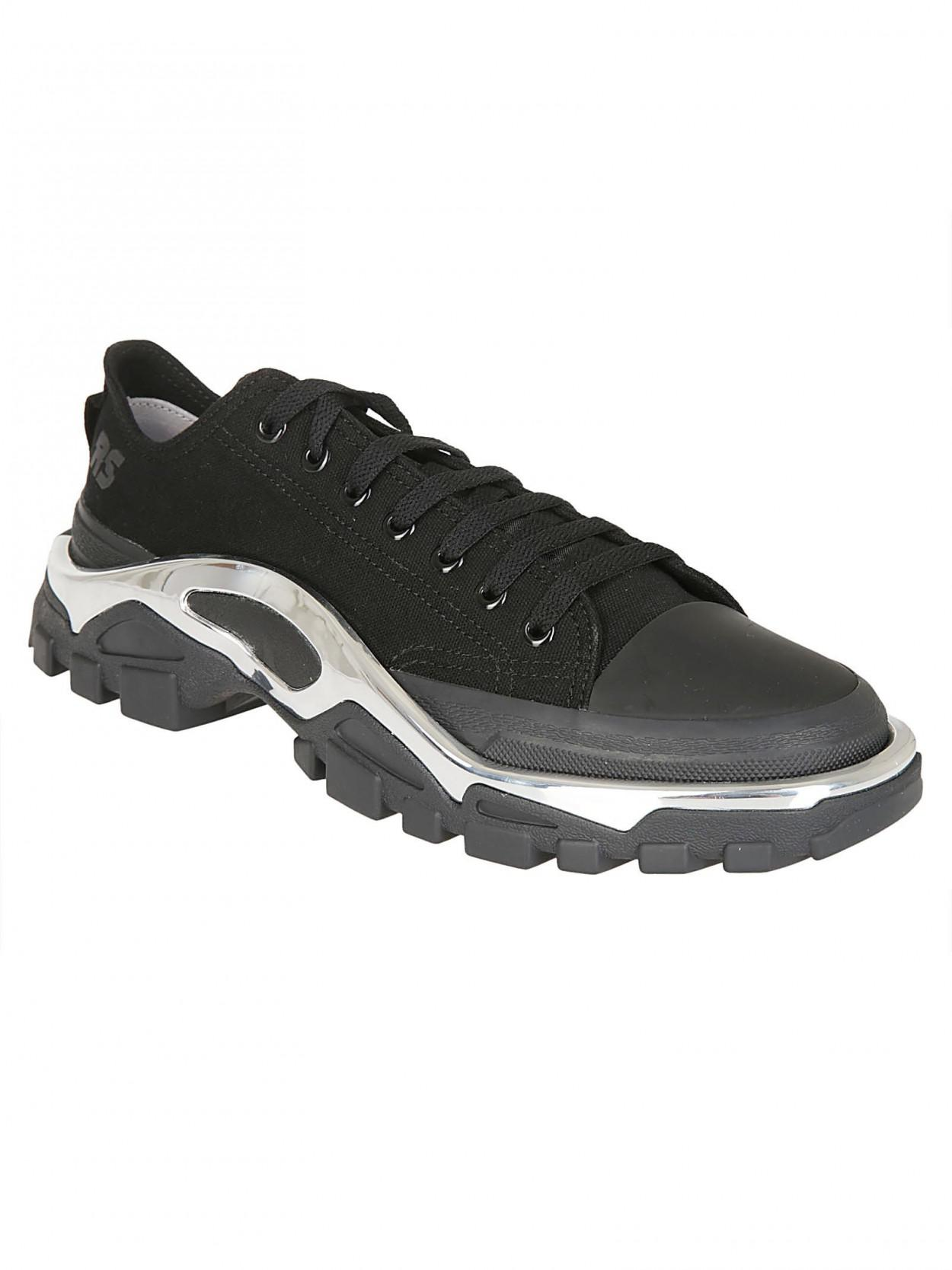 on sale 469c8 f43ed Lyst - adidas By Raf Simons ADIDAS RAF SIMONS Sneaker detroit runner nera  in Black for Men