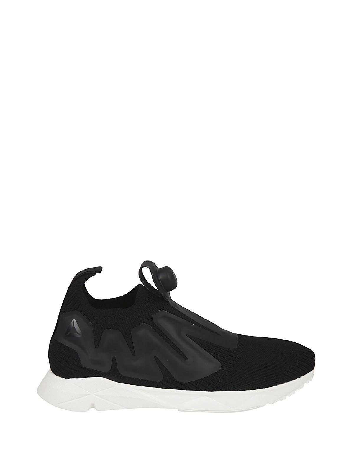 Lyst Reebok REEBOK Sneaker pump supreme style nera in