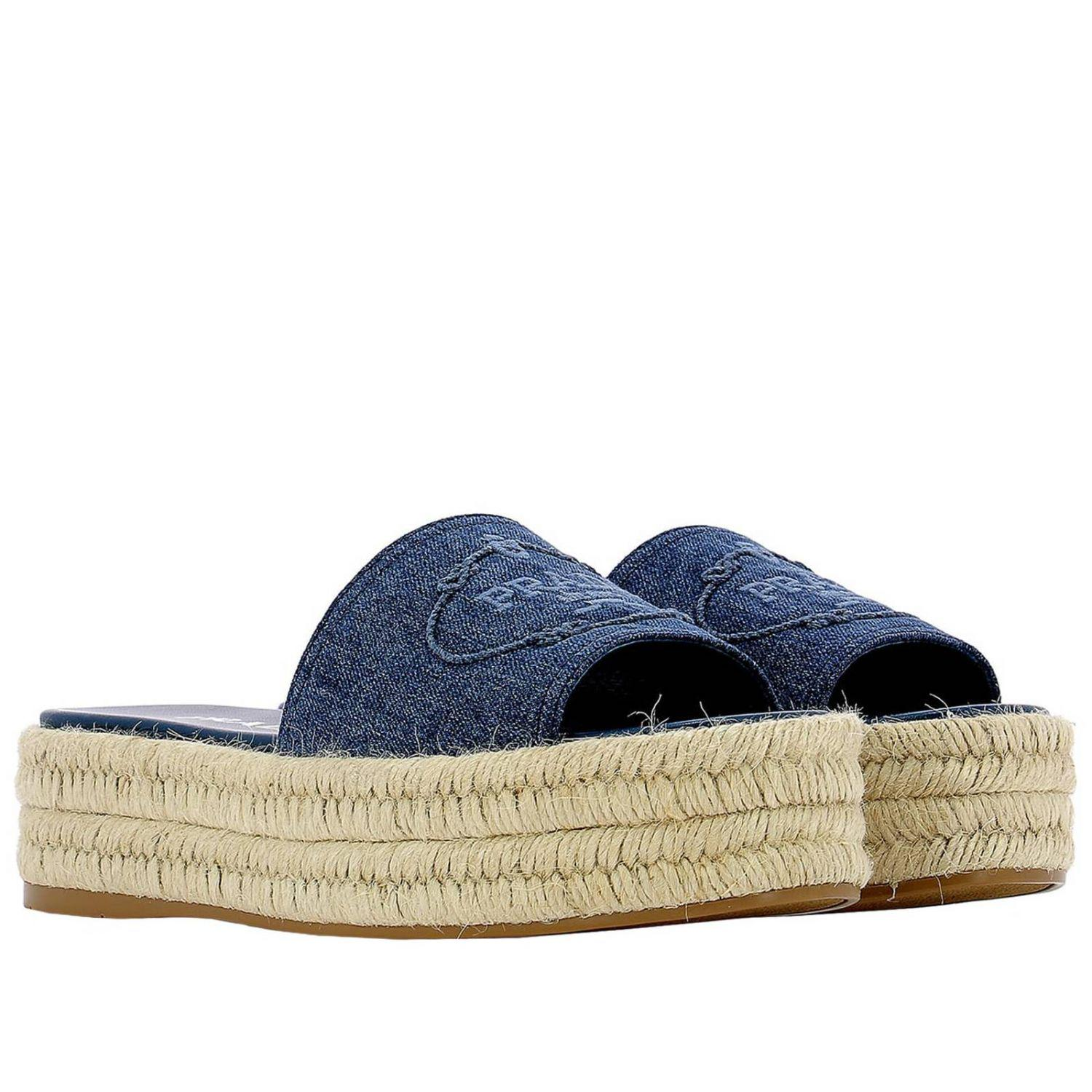 112b2a0316 Gallery. Previously sold at  Giglio · Women s Wooden Wedge Shoes ...