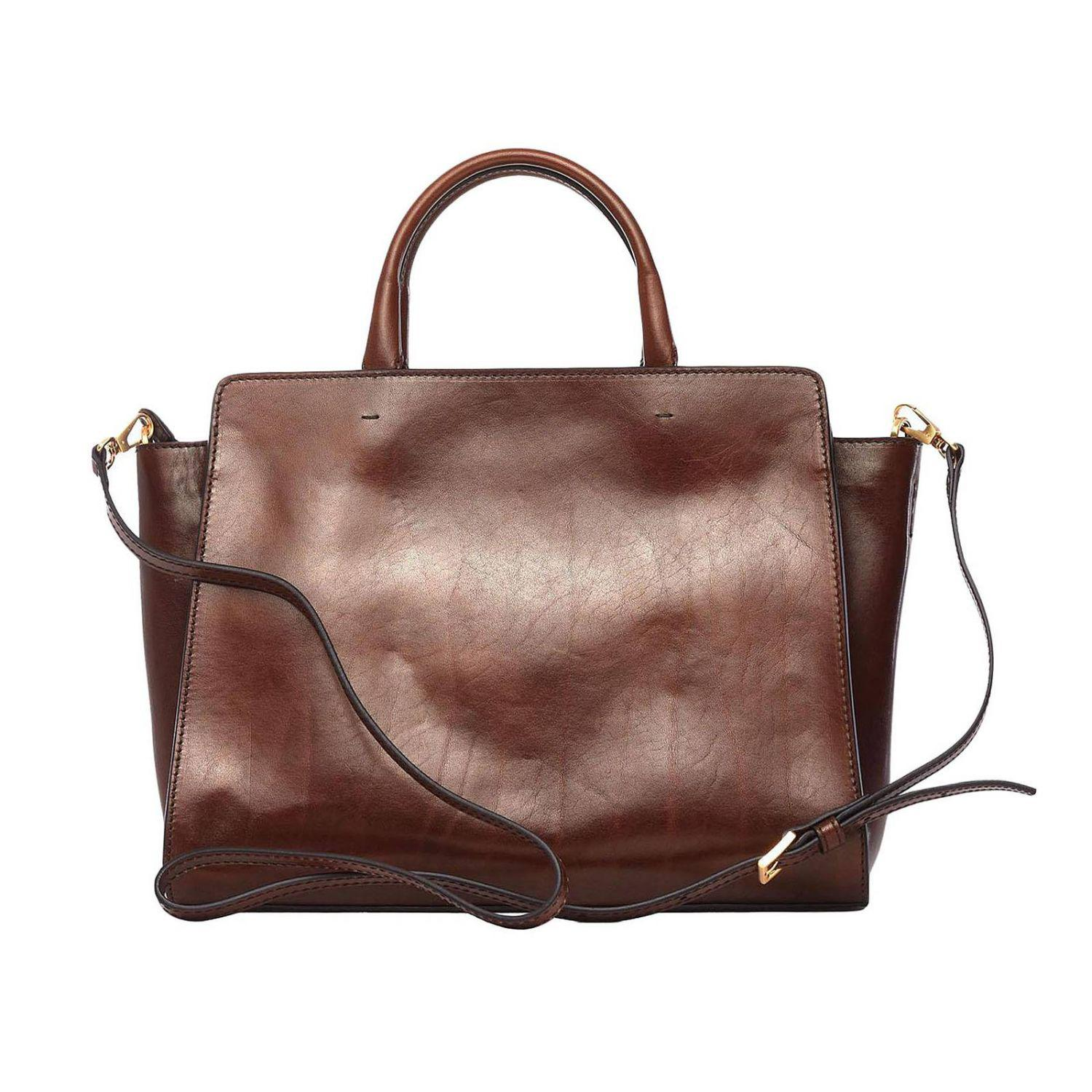 b42855ea87a The Bridge Handbag Women in Brown - Lyst