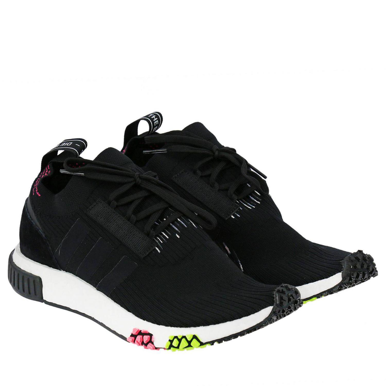 34de5f0de04f9 Lyst - adidas Originals Nmd-racer Primeknit Men s Sneakers With ...