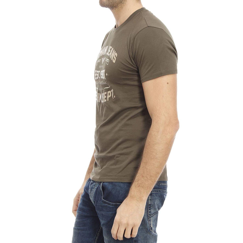 armani jeans t shirt herren armani jeans tank top t shirt. Black Bedroom Furniture Sets. Home Design Ideas