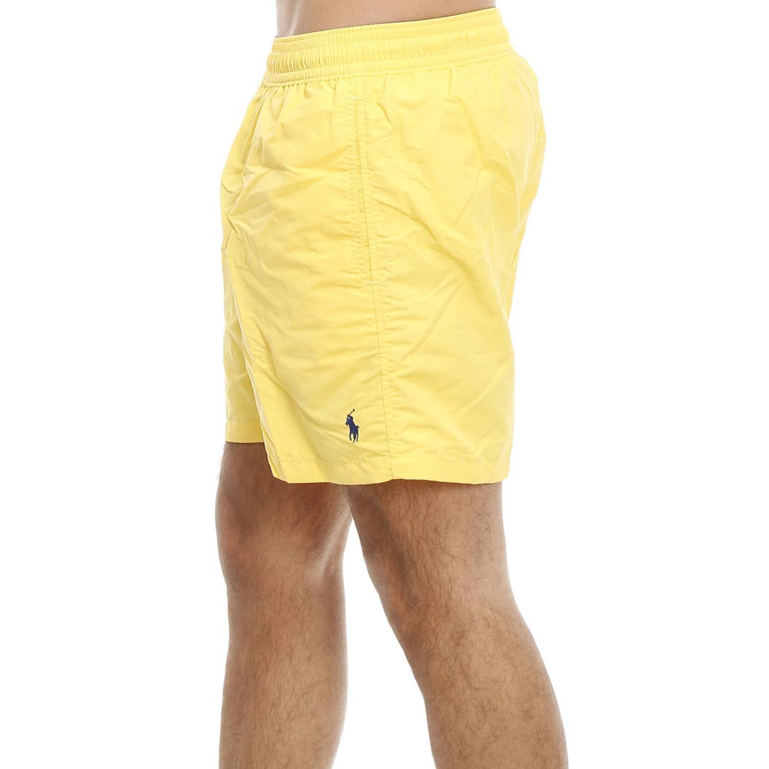 Polo ralph lauren Swimwear Boxer Classico in Yellow for ...