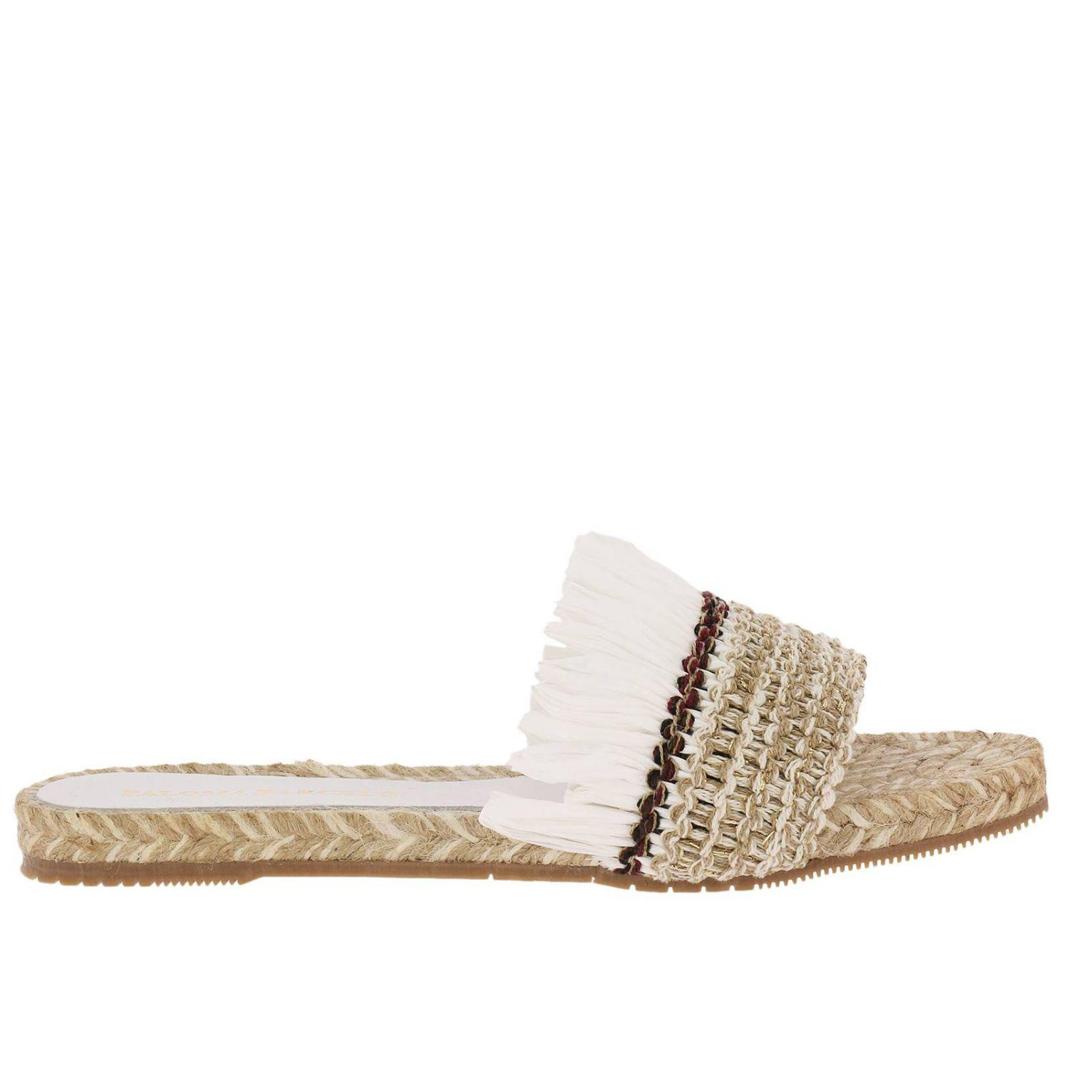 Sale Buy Cheap Low Shipping Paloma Barceló Flat Sandals Shoes Women Buy Cheap Limited Edition Sale Affordable Clearance Great Deals BizX5