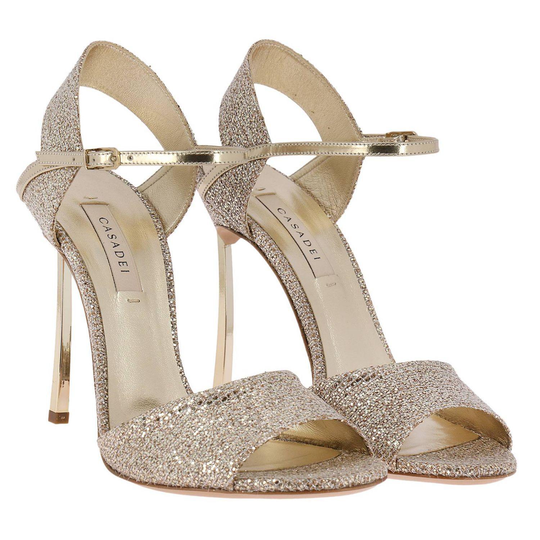 Casadei - Multicolor Heeled Sandals Shoes Women - Lyst. View fullscreen 78f21b34b96