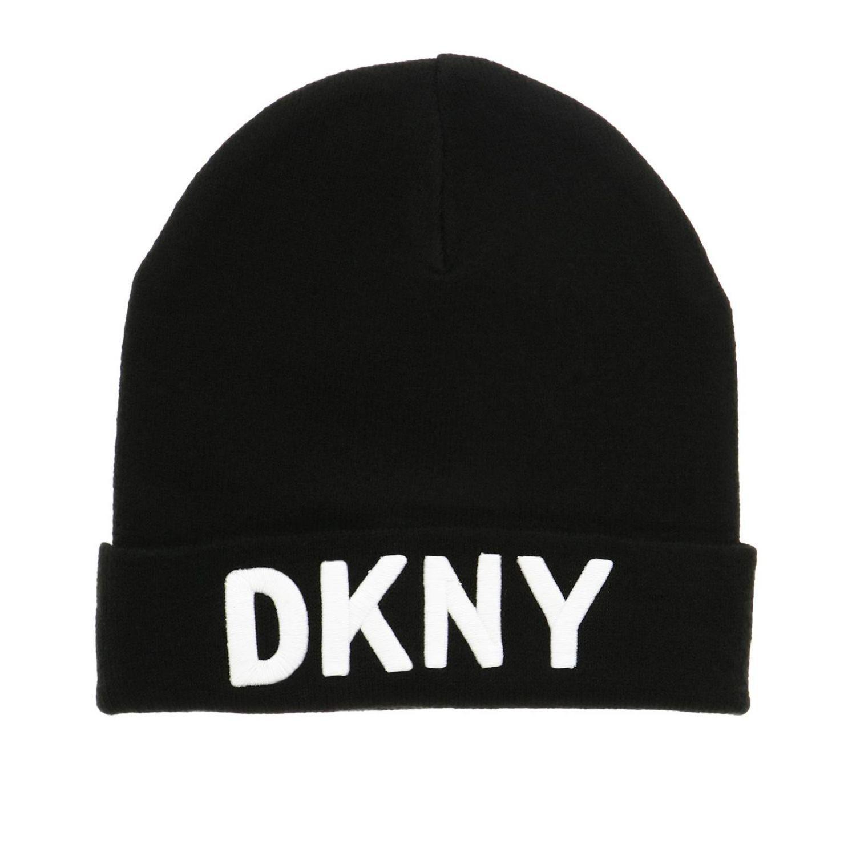 Dkny Hat Men in Black for Men - Lyst 99a56d57462