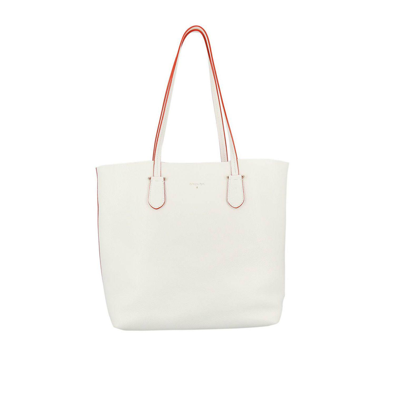 35d0c348e2de Patrizia Pepe Mini Bag Women in White - Lyst