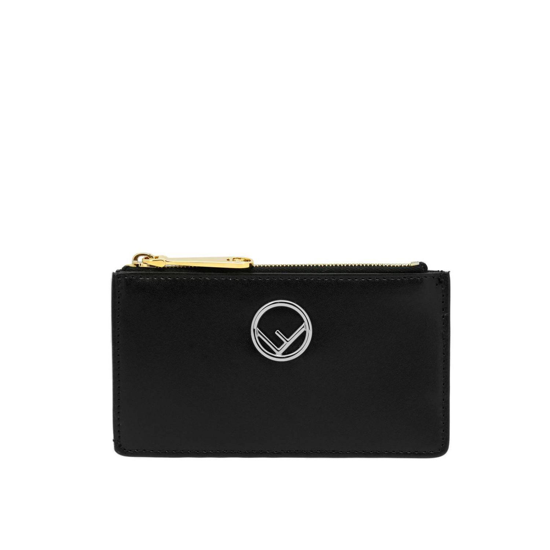 c30c875c5da5 Fendi - Black Wallet Women - Lyst. View fullscreen