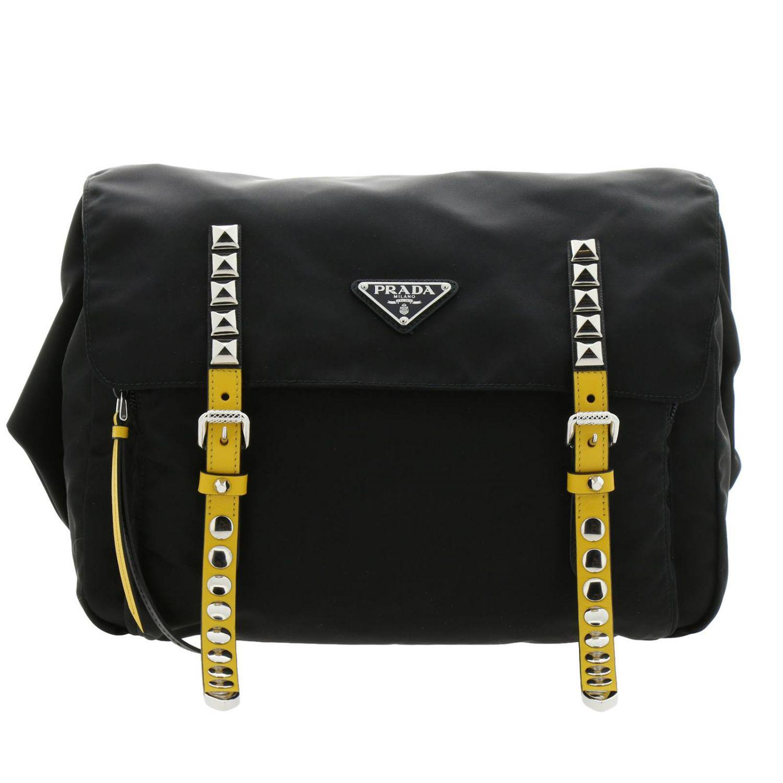 a5754f8bc61a Prada - Black Belt Bag Shoulder Bag Women - Lyst. View fullscreen