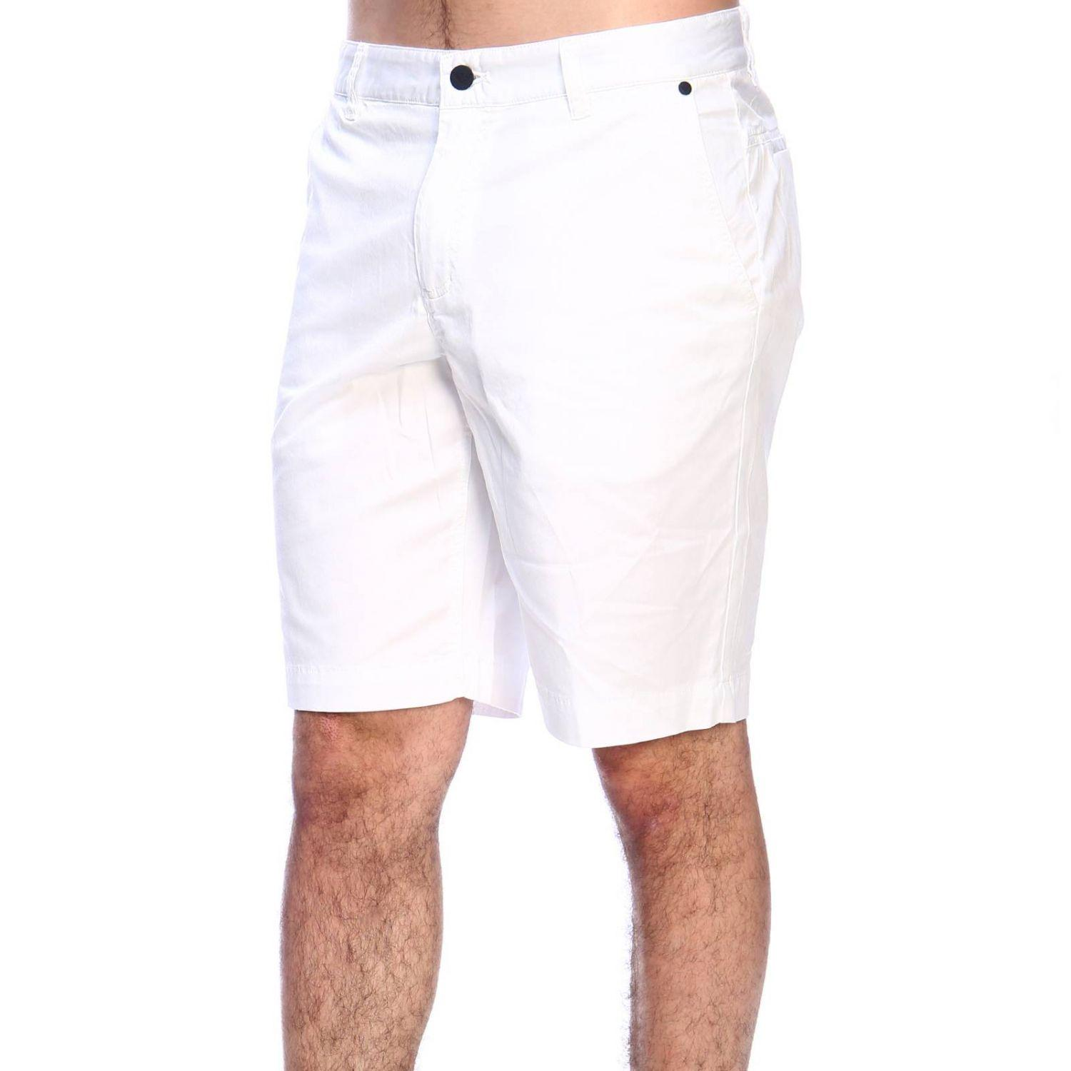 8a2c476f49d6 ... Bermuda Shorts Men Ea7 for Men - Lyst. View fullscreen
