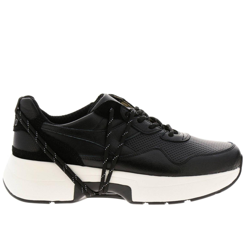 36b9940a Diadora Sneakers Shoes Men in Black for Men - Lyst