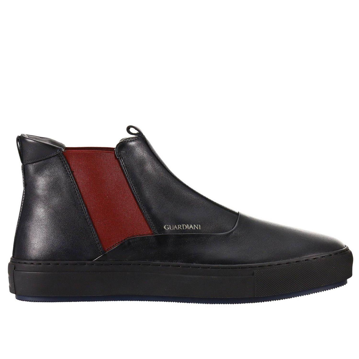 Alberto Guardiani Lace Up Shoes Soho Leather Wingtip Sole