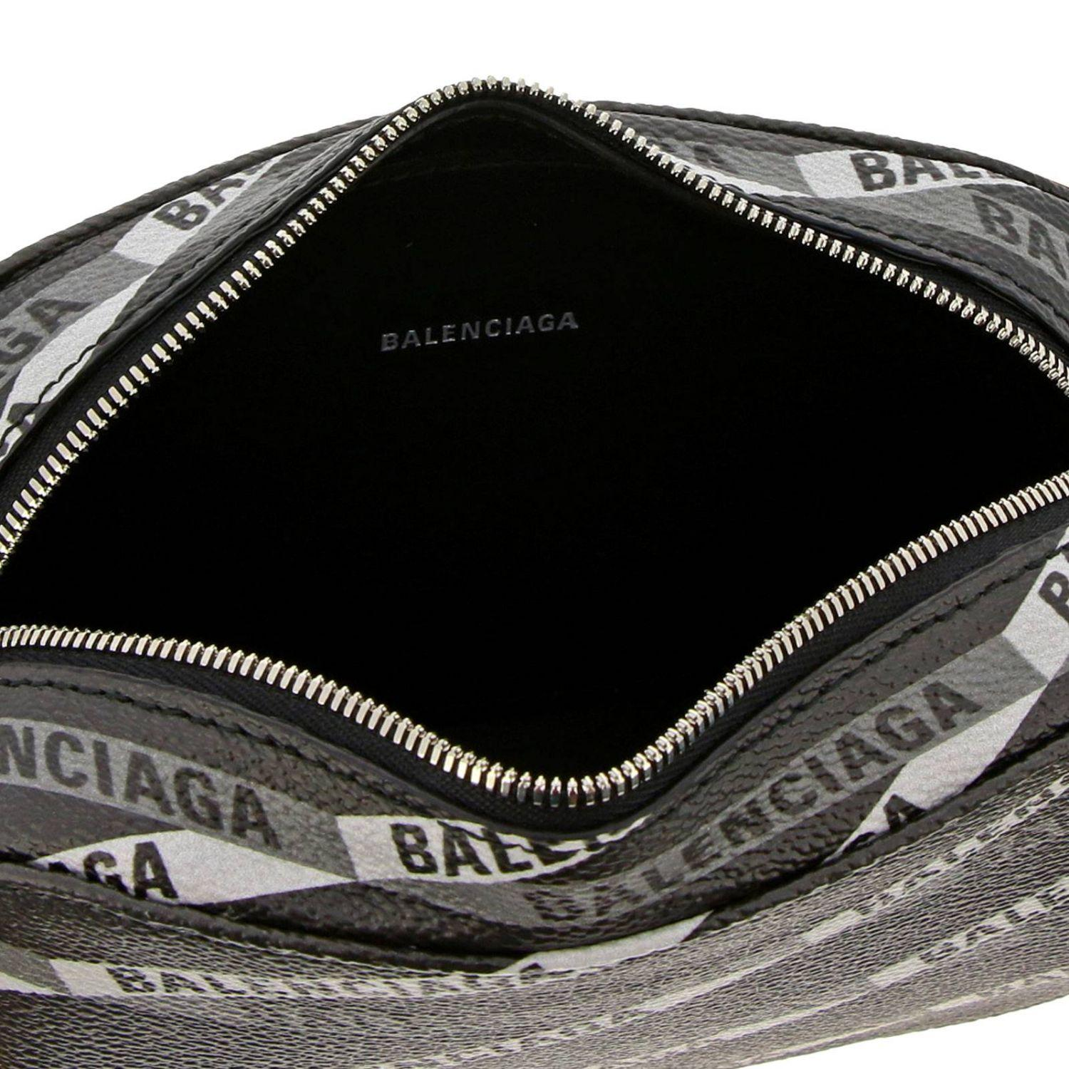 c5dfea4406560 Balenciaga - Black Crossbody Bags Women - Lyst. View fullscreen