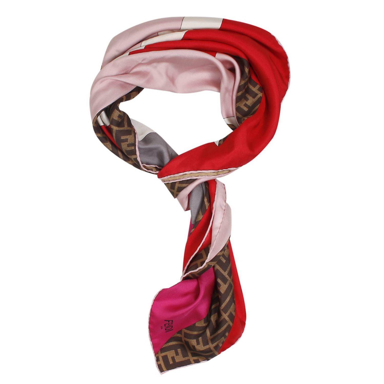 fendi scarf lyst