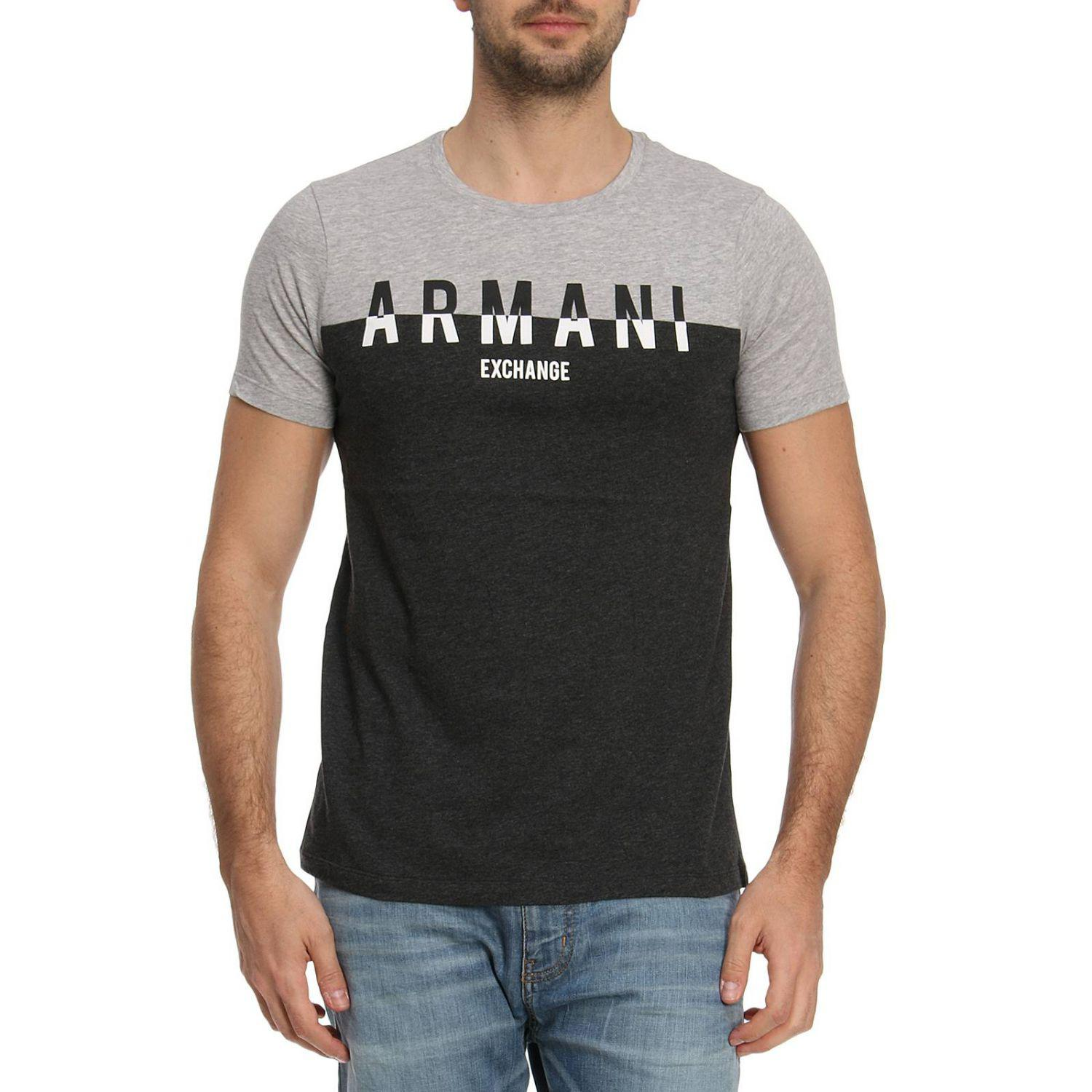 eae3aec3 Armani Exchange T Shirts Mens