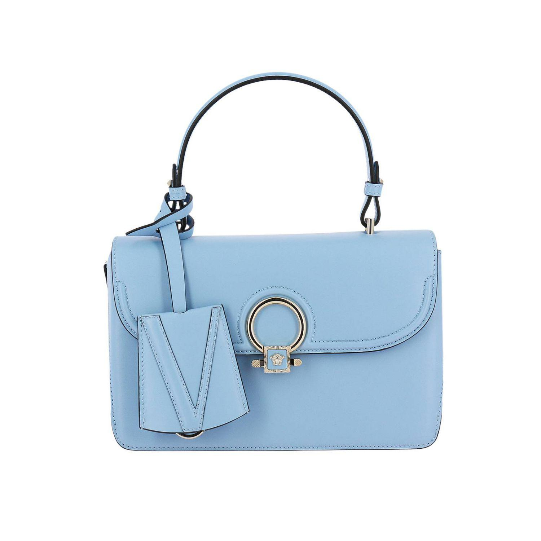 Sac Bandoulière Porté Épaule Femme Coloris Bleu De Tc1JlFK