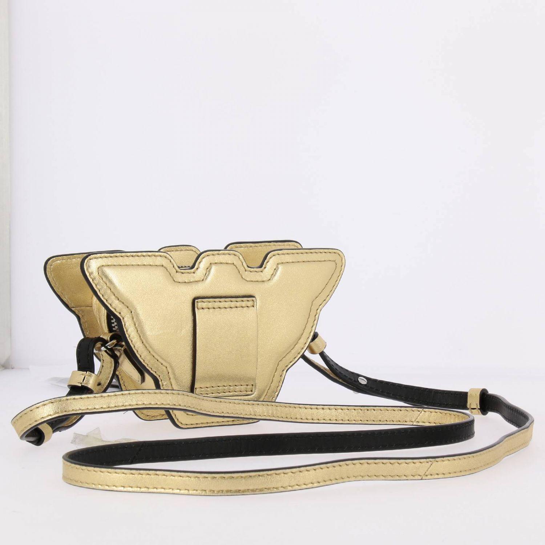 0a24b0e8d8 Emporio Armani - Metallic Tote Bags Shoulder Bag Women - Lyst. View  fullscreen
