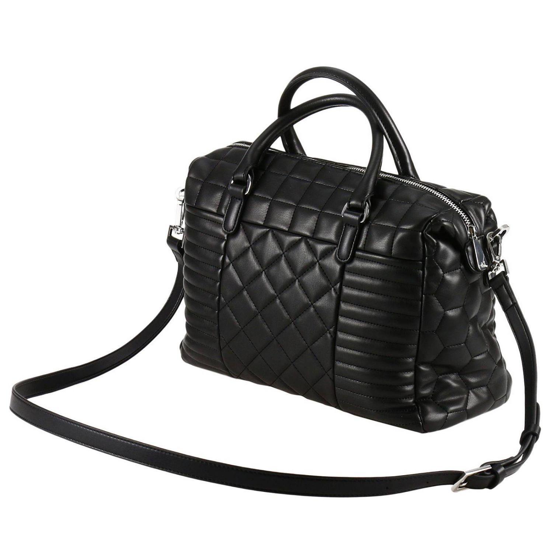 Lyst - Armani Jeans Handbag Shoulder Bag Women in Black 2628683818a75