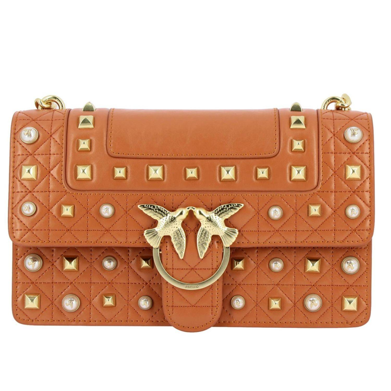 9b4b5b51f53 Lyst - Pinko Crossbody Bags Shoulder Bag Women in Brown