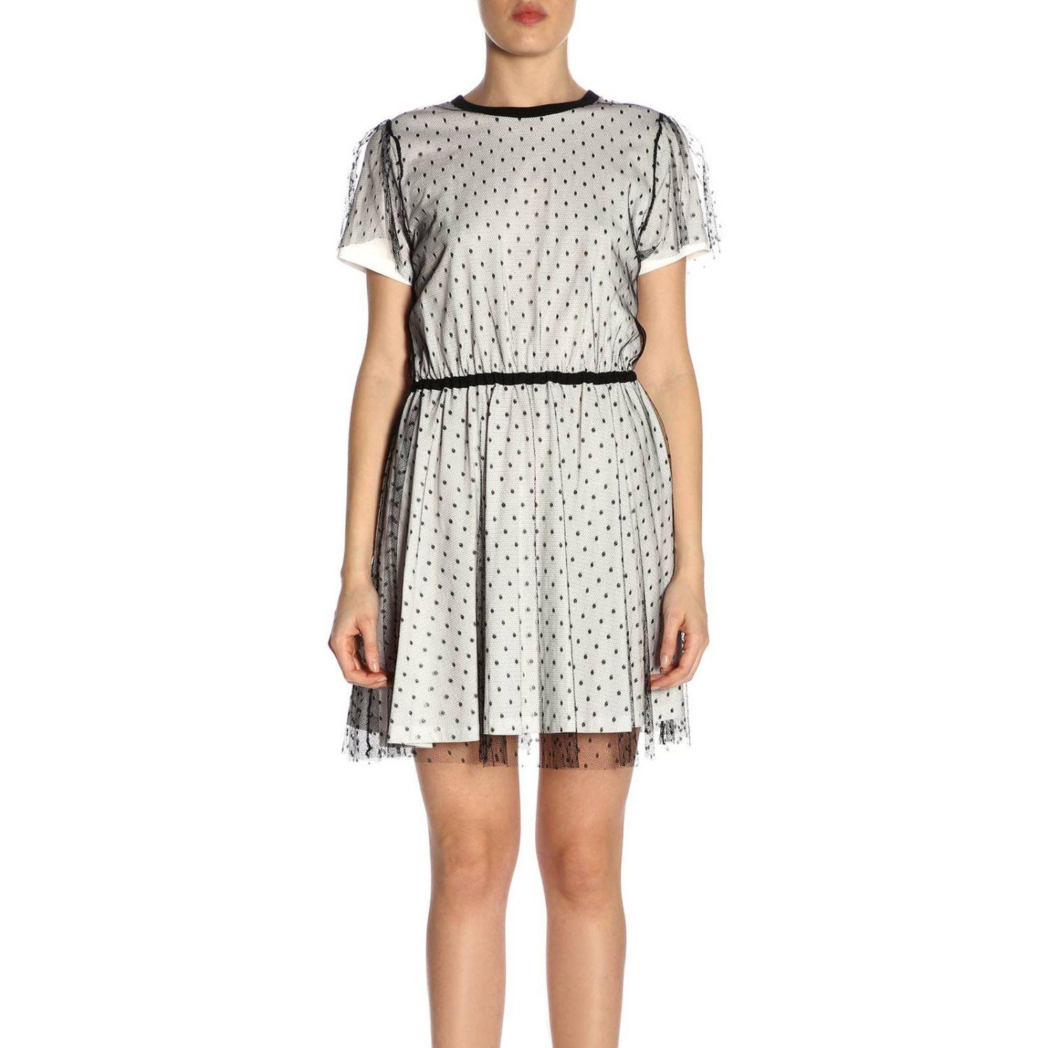 d94fe5bb04 Lyst - RED Valentino Dress Women in White