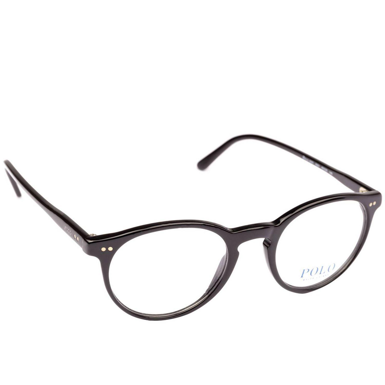 Polo Ralph Lauren Eyewear Men in Black for Men - Lyst