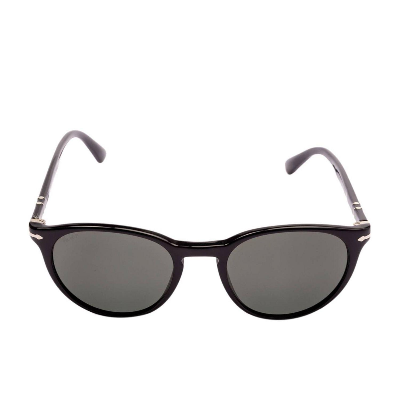 36a5d32935 Persol - Black Eyewear Men for Men - Lyst. View fullscreen