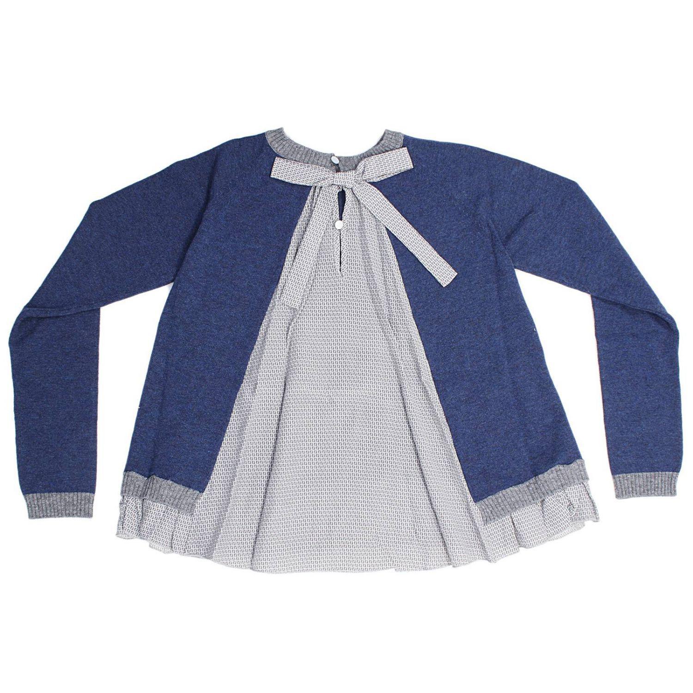 Fendi - Blue Pull pour enfant - Lyst. Afficher en plein écran 5d9d1c363a6