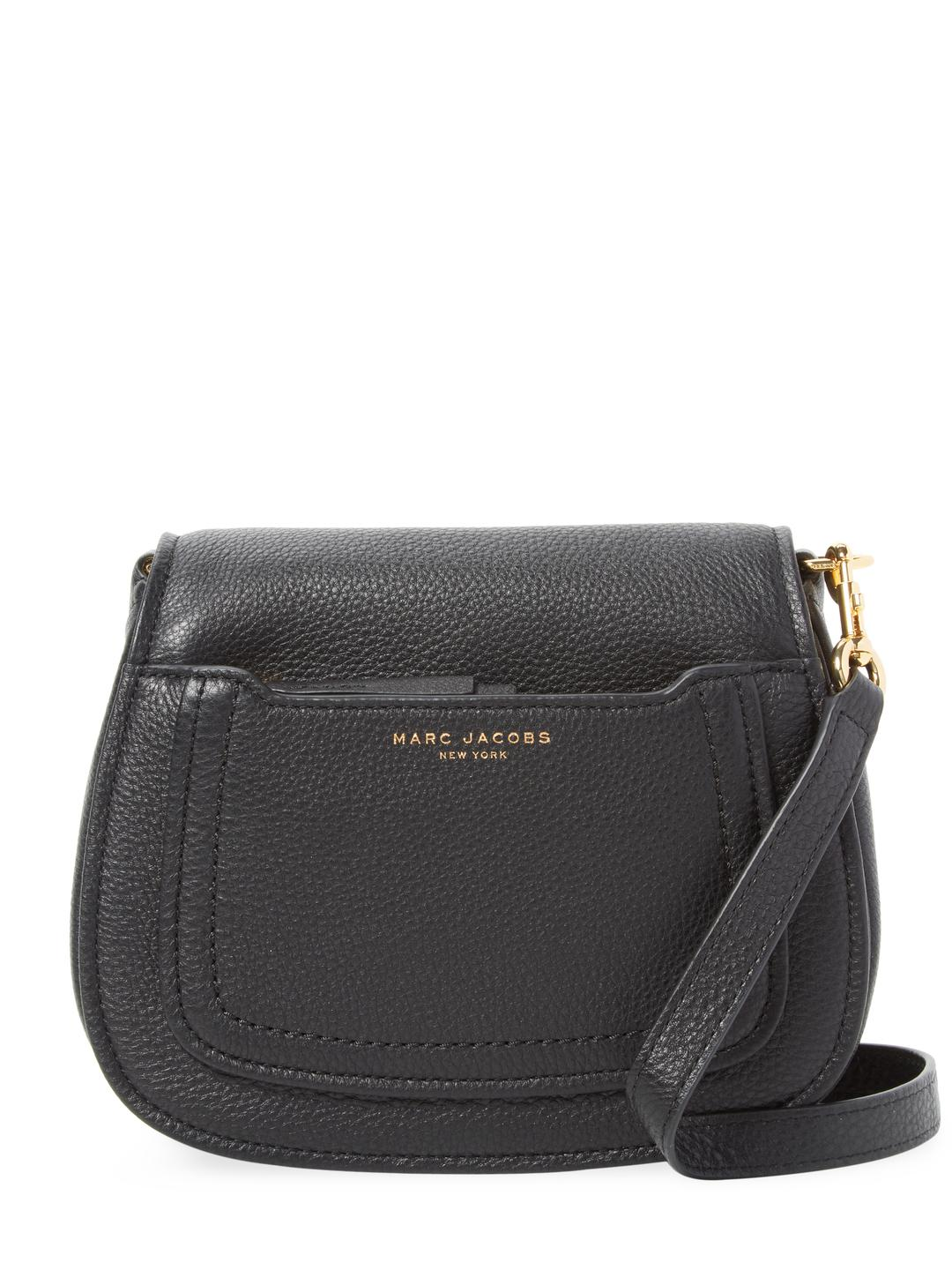 Pre-owned - Saddlebag in patent leather Marc Jacobs uoCgtqb