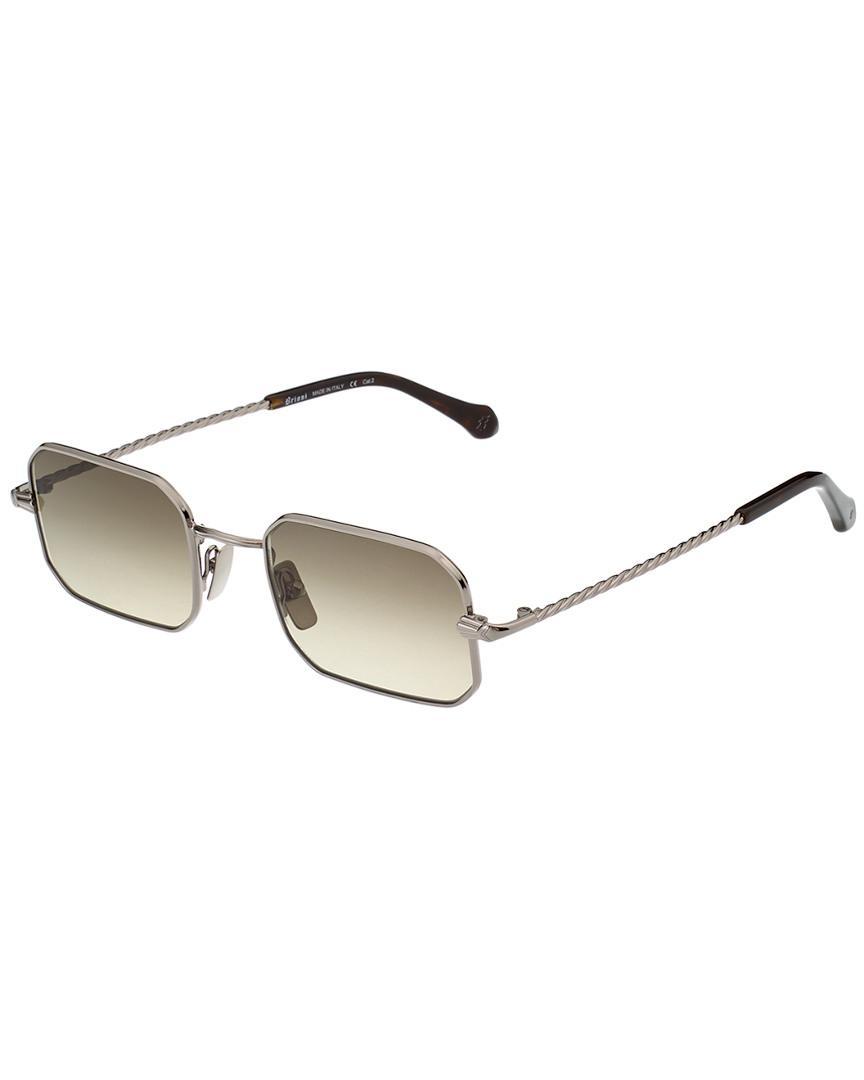 8f3e279d79 Brioni Men s 50mm Sunglasses for Men - Lyst