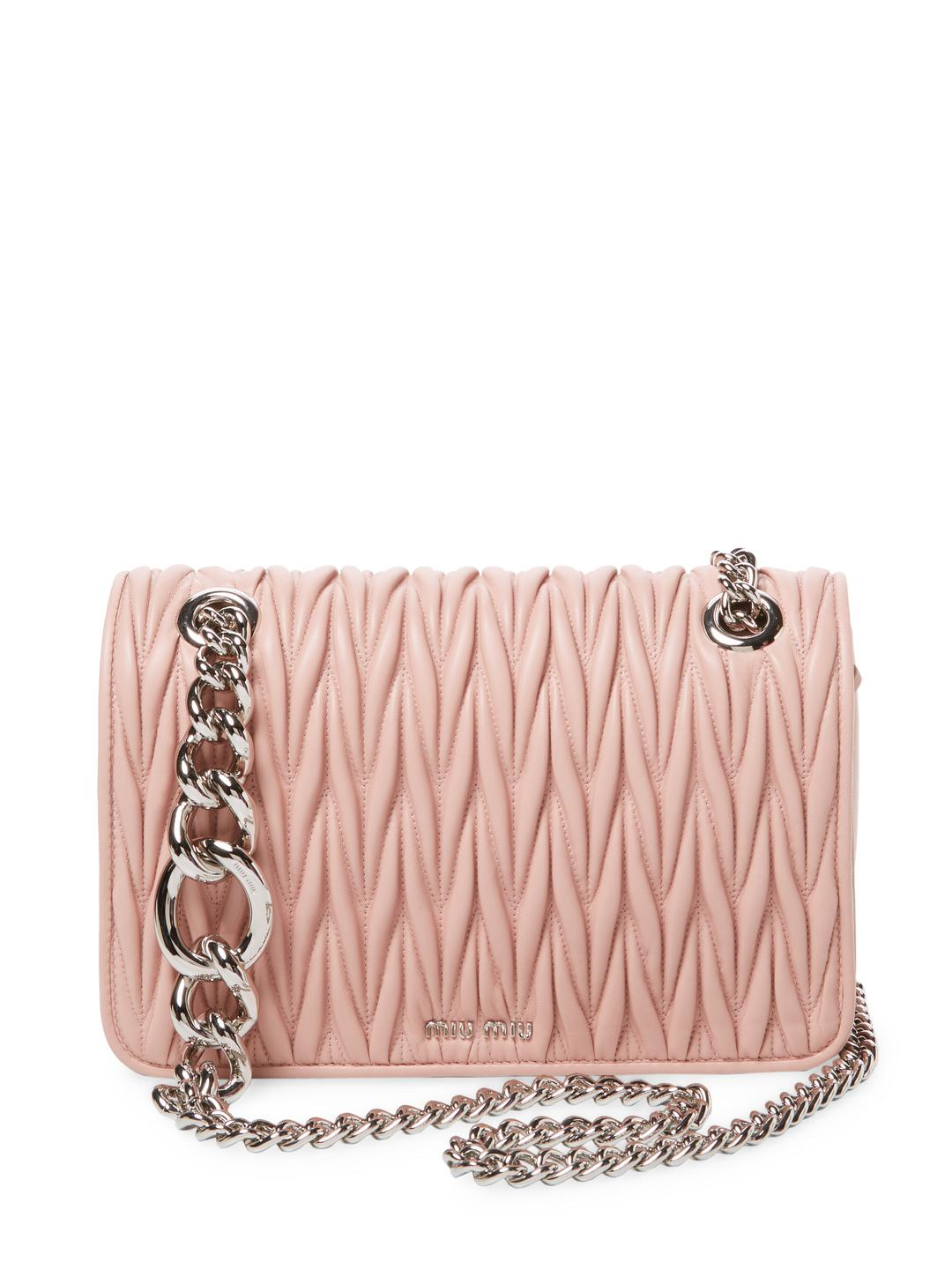 955122ddbb5e Gallery. Previously sold at  Gilt · Women s Miu Miu Shoulder Bag Women s Miu  Miu Matelasse ...