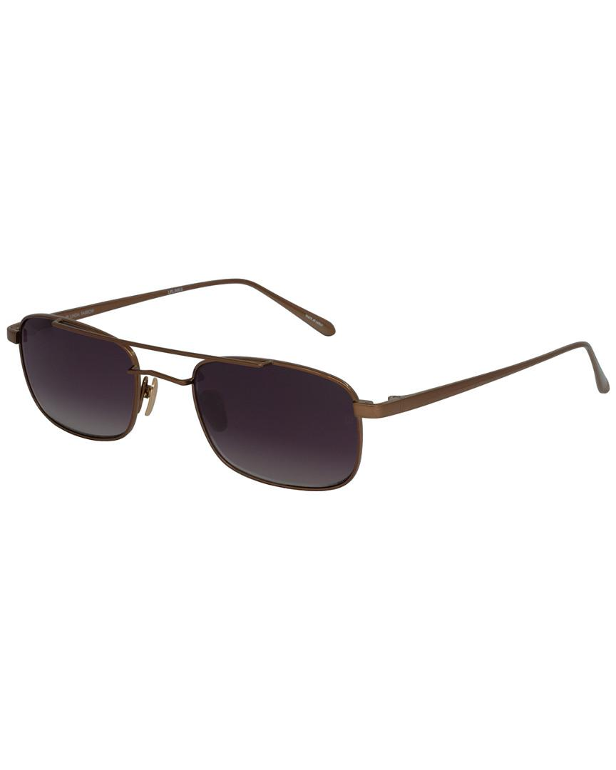 6230f1241683 Linda Farrow Lfl268c3sun 51mm Sunglasses - Lyst