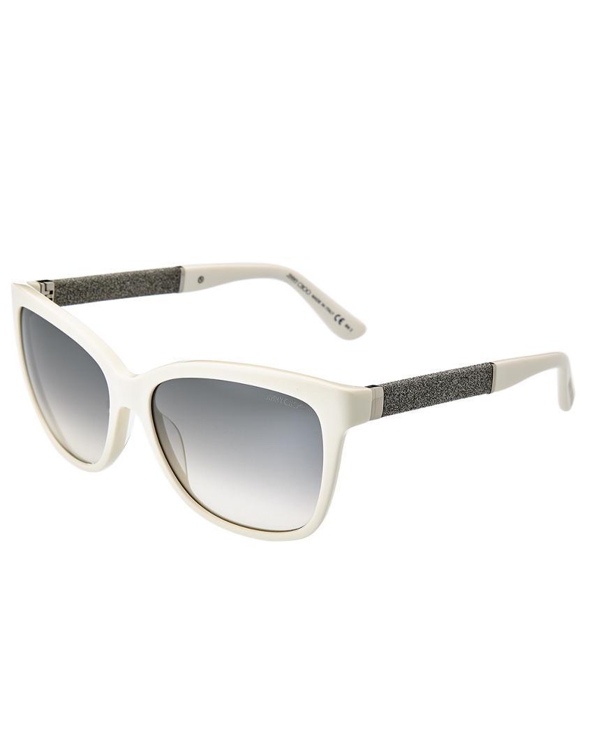 c52e9335d33 Lyst - Jimmy Choo Women s Cora s 56mm Sunglasses