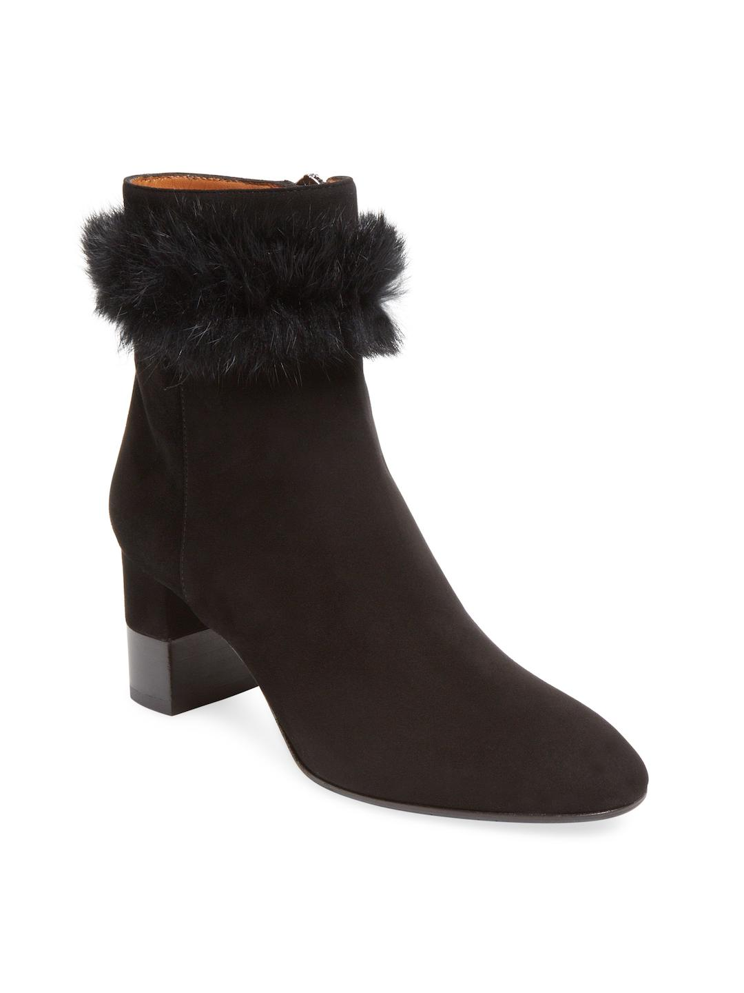 Aquatalia Elle Suede Ankle Boots cheap sale limited edition shop cheap price sast online buy cheap online buy online with paypal a6KxOA