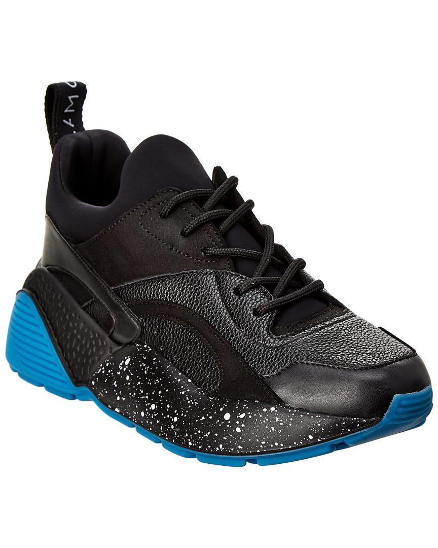 728bf37bbf7e Lyst - Stella McCartney Eclypse Sneaker in Black - Save 60%