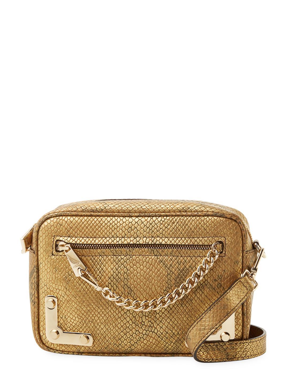 1f729024200 Furla Diana S Leather Crossbody Bag - Lyst