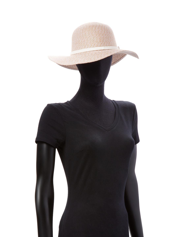 Lyst - Melissa Odabash Colette Sun Hat in Natural 22bf721c882