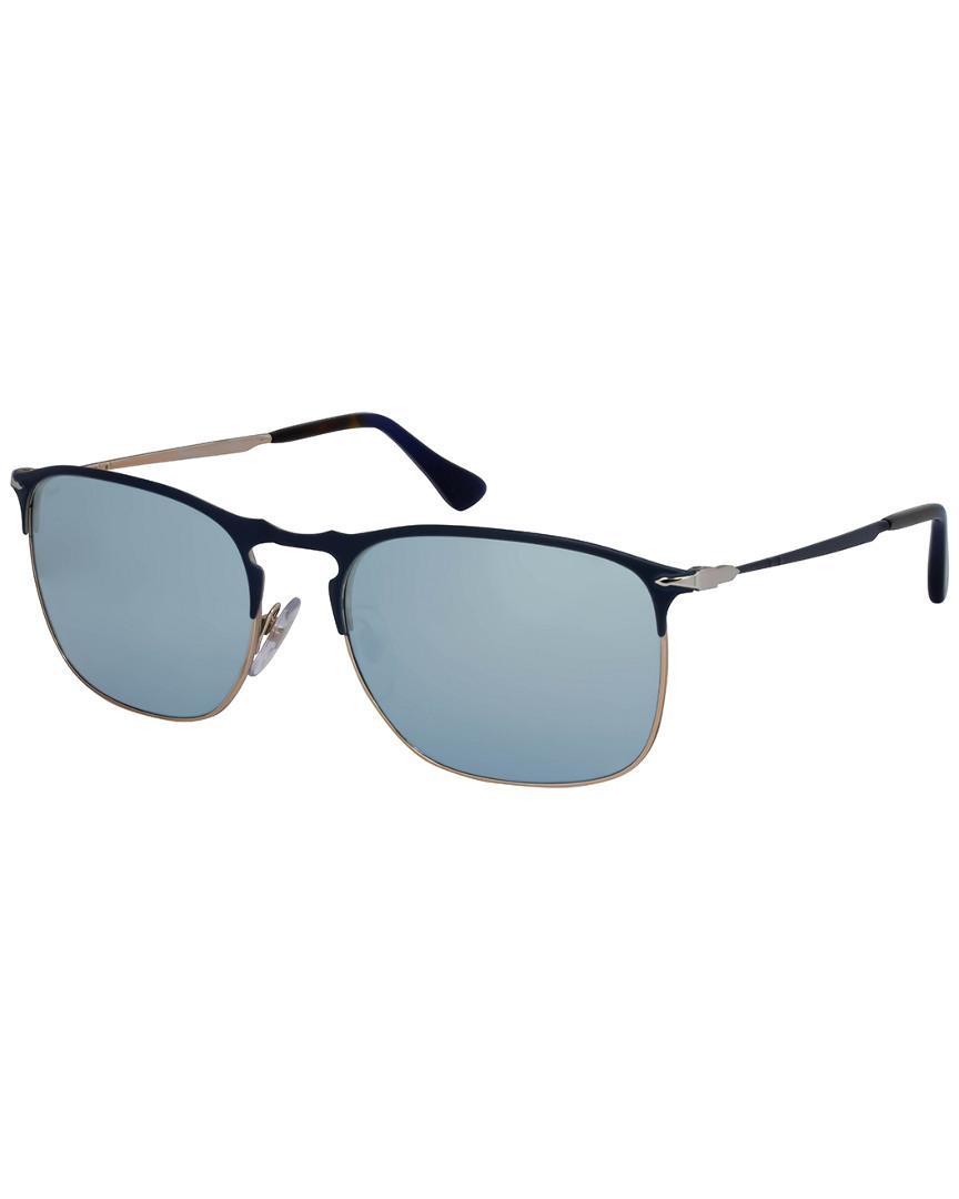 d096c4bd99410 Lyst - Persol Men s Po7359s 58mm Sunglasses in Blue for Men