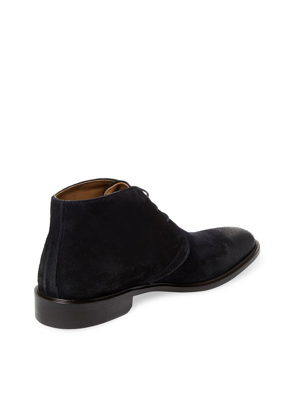 0b1c238316c Lyst gordon rush italy suede chukka boot in blue for men jpg 1080x1440 Gordon  rush footwear