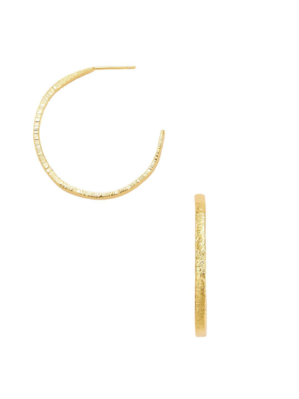 Enji Paloma Earrings in Rose Gold Pq5hNrdMs