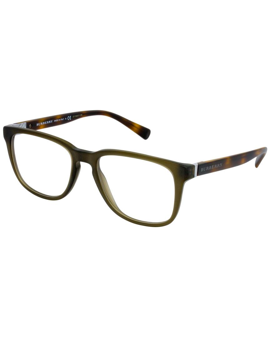 ab0d7ab20e Burberry - Brown Men s Be2239 53mm Optical Frames - Lyst. View fullscreen