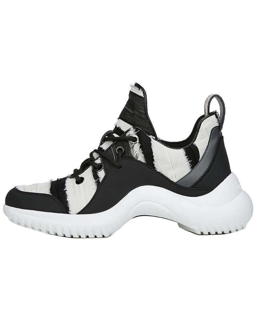 5ee44f2ae94d Sam Edelman Meena Sneaker in Black - Save 32% - Lyst
