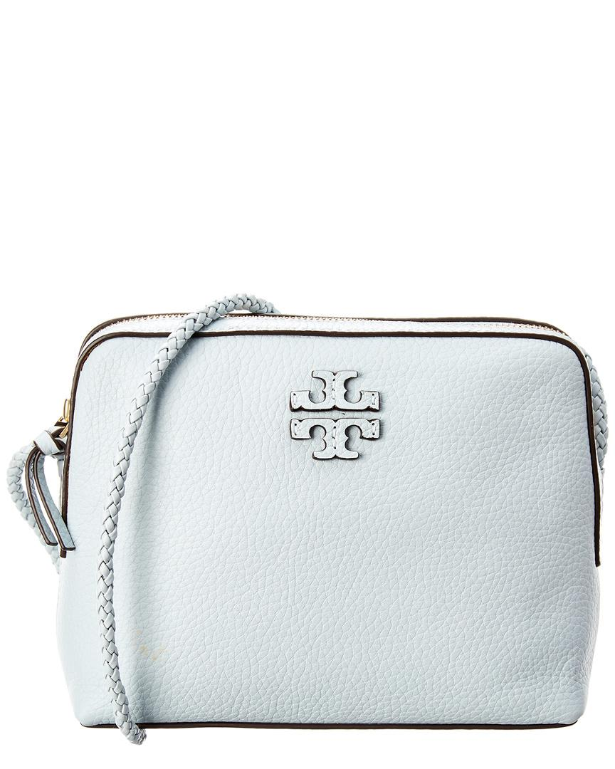 4ace5597147 Lyst - Tory Burch Taylor Leather Camera Bag in Blue
