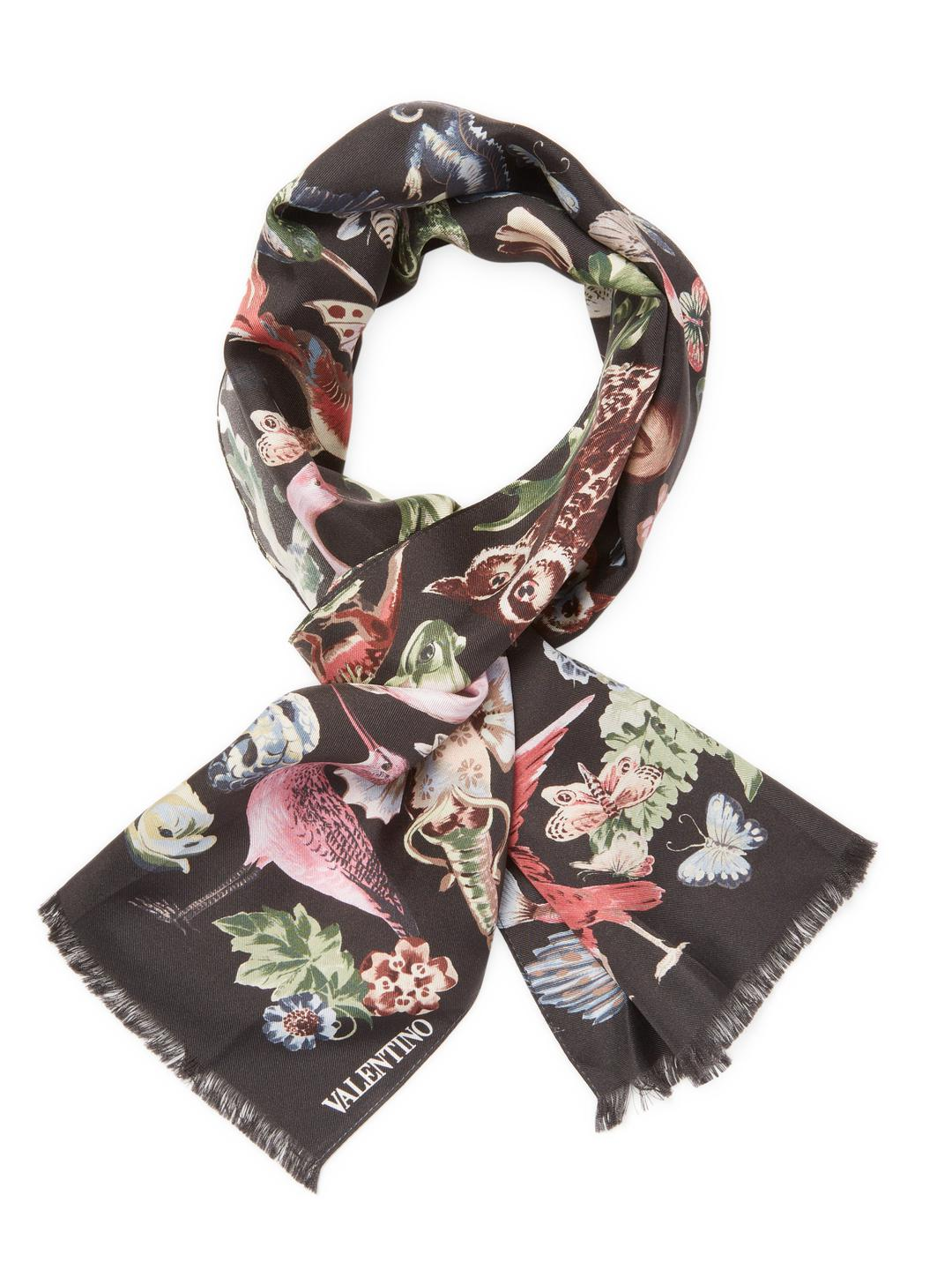 bf3c71501c50 Gallery. Previously sold at  Gilt · Women s Animal Print Scarves ...