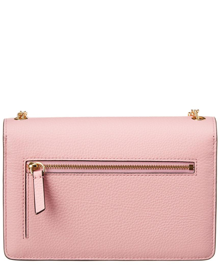 7373a4b23f Mulberry Small Darley In Sorbet Pink Small Classic Grain in Pink ...