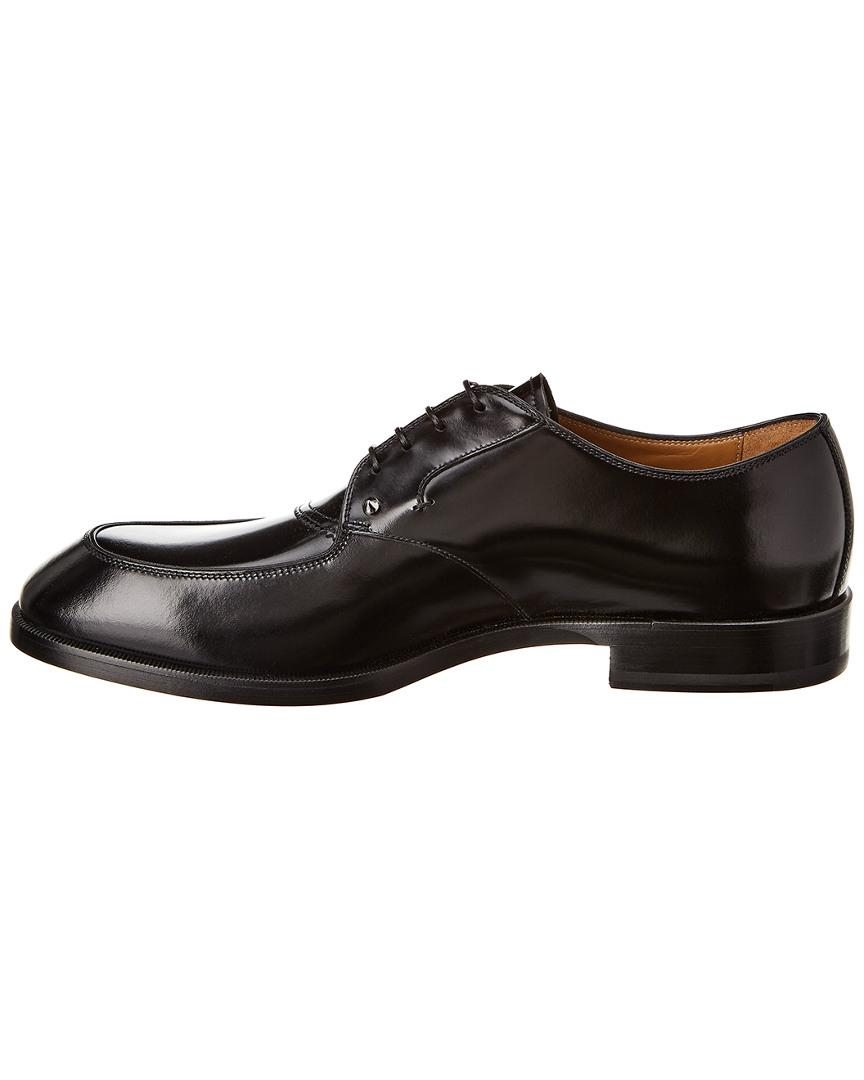 cc8c2dfc8ca Lyst - Christian Louboutin Thomas Iii Leather Oxford in Black for Men