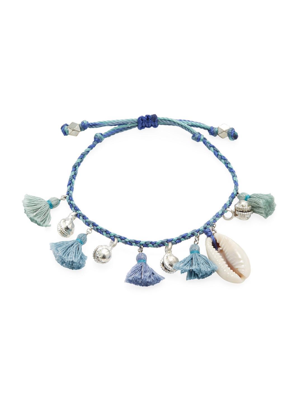 Chan Luu Shell Charm Bracelet y9zzn