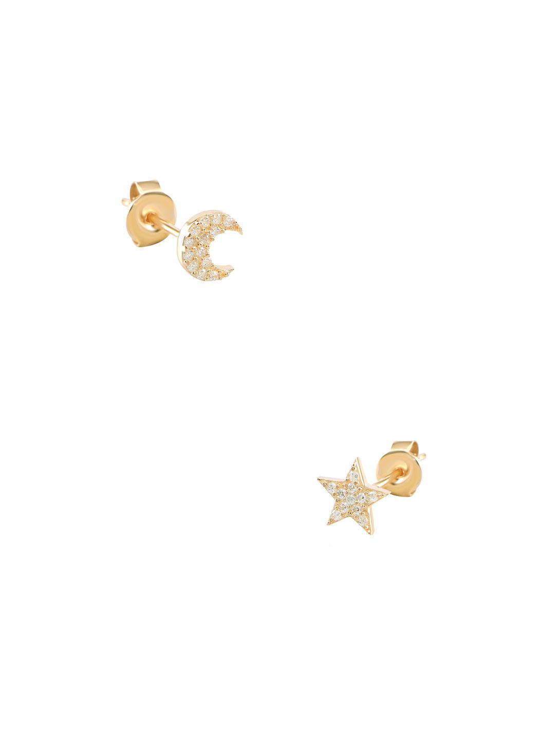 earrings store gold jean mahie in product