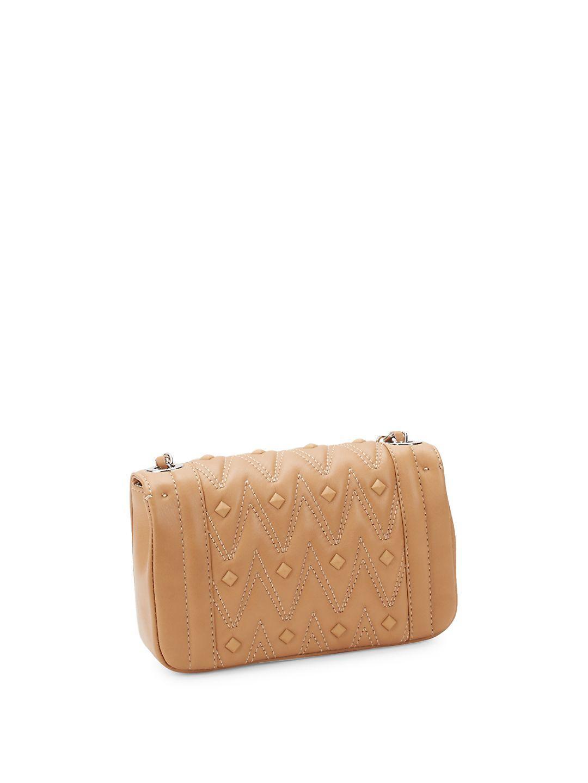 78232ab39fd10 Lyst - Valentino By Mario Valentino Beatriz Studded Leather ...