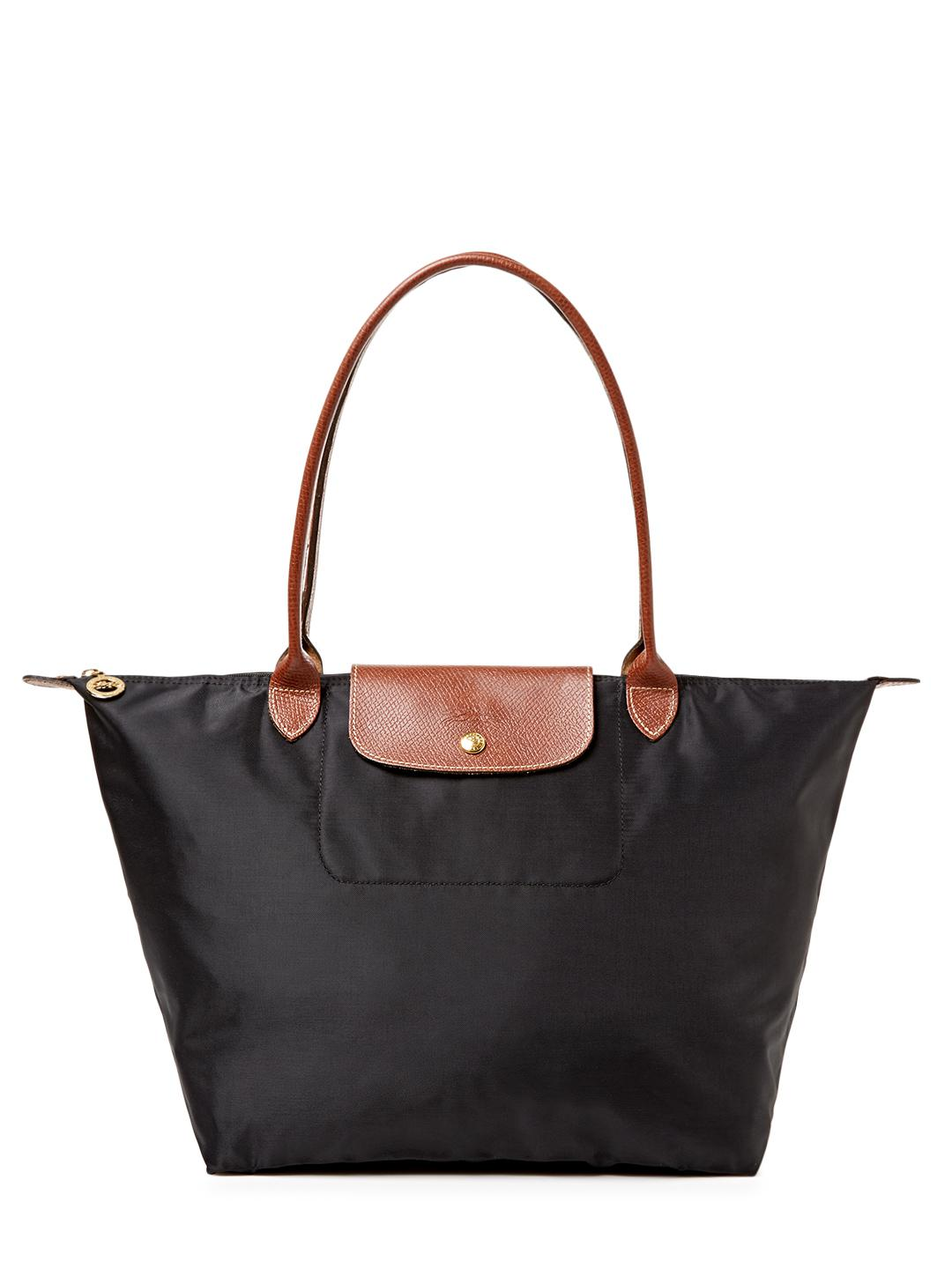 Longchamp Women S Black Le Pliage